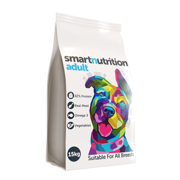 SmartNutrition™ Adult Dog Food - SmartBreeder.com