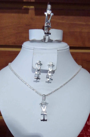 925 Sterling silver VI collection.