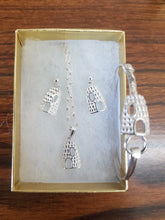 925 Sterling silver sugar mill girl's set