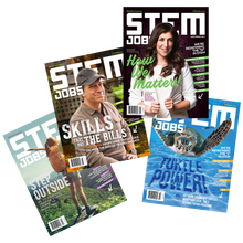 STEM Jobs Magazine | Digital Subscription