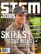 STEM Jobs Magazine | Print | Free Shipping
