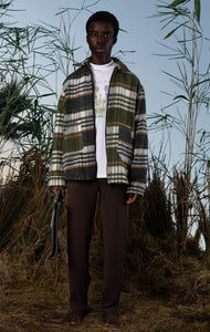 KHAKIRA FLANNEL JACKET