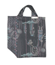 Load image into Gallery viewer, UNISEX BAZAR DENIM BAG