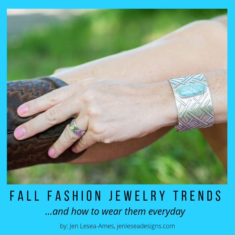 Fall Fashion Jewelry Trends and How to Wear Them Everyday