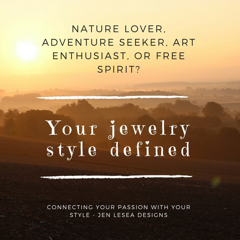 Connect Your Jewelry Style with Your Passion