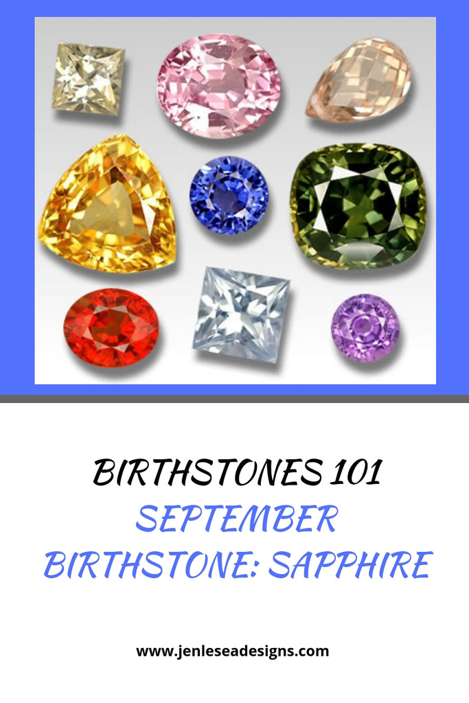 5 Fun Facts about the September Birthstone: Sapphire