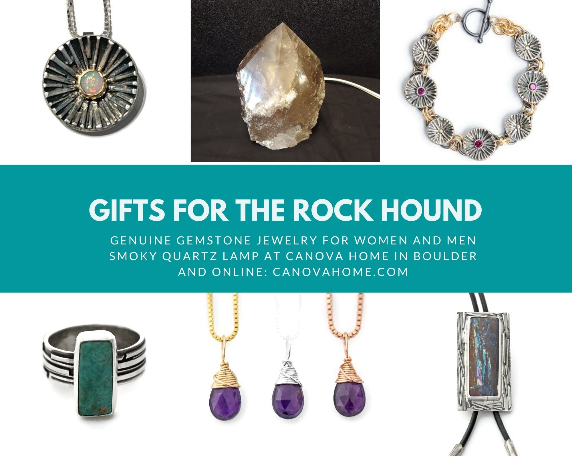 Gifts for Rock Hound by Jen Lesea Designs