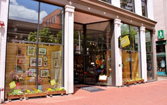 Boulder Arts and Crafts Storefront