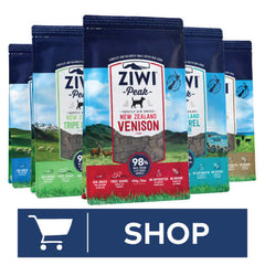 ZIWI Peak Air-Dried Dog Food Shop Button