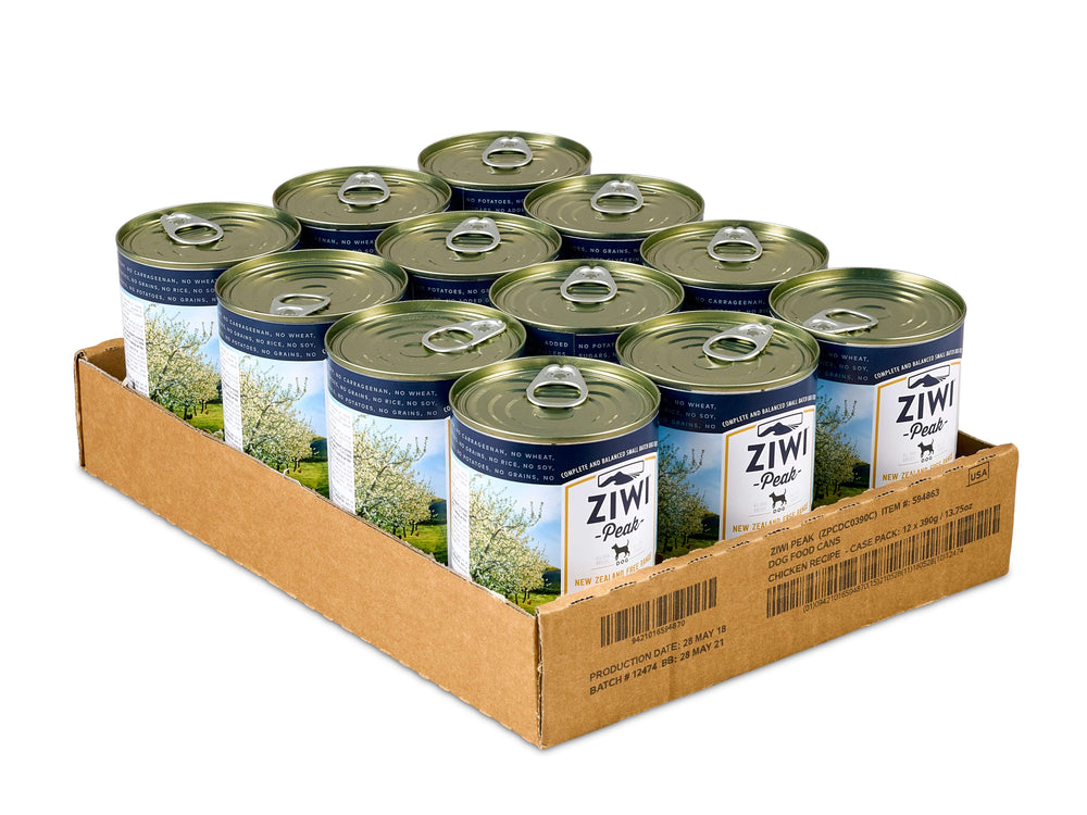Ziwi Peak Wet Free-Range Chicken Cans For Dogs