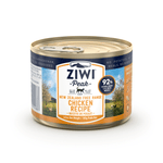 Ziwi Peak Wet Free-Range Chicken For Cats 185g