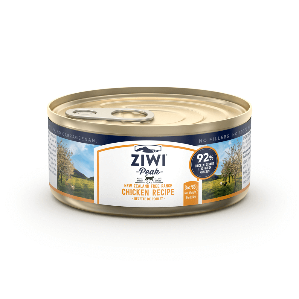Ziwi Peak Wet Free-Range Chicken For Cats