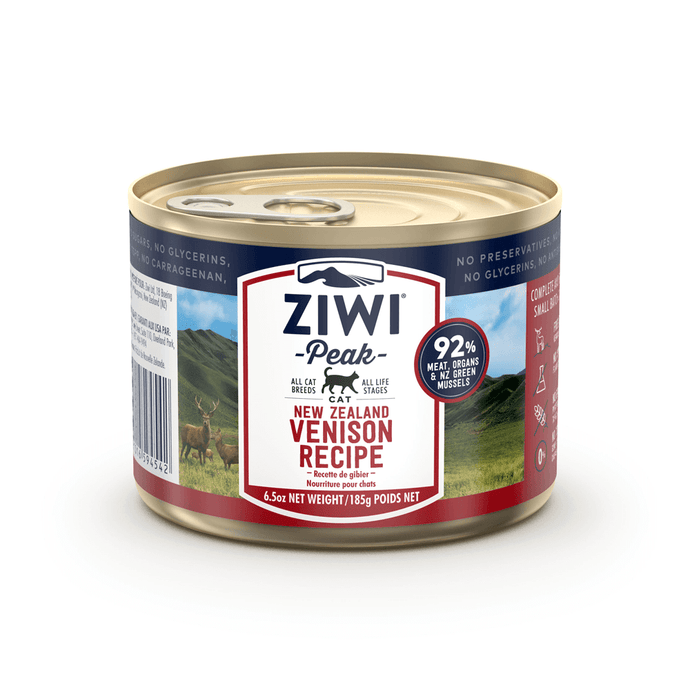 Ziwi Peak Moist Venison Cans For Cats