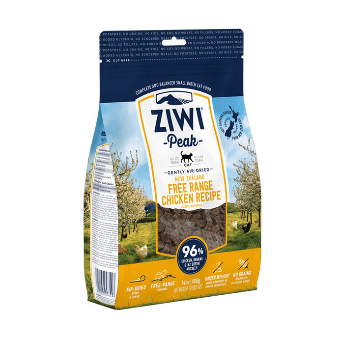 Ziwi Peak Air-Dried Free-Range Chicken For Cats