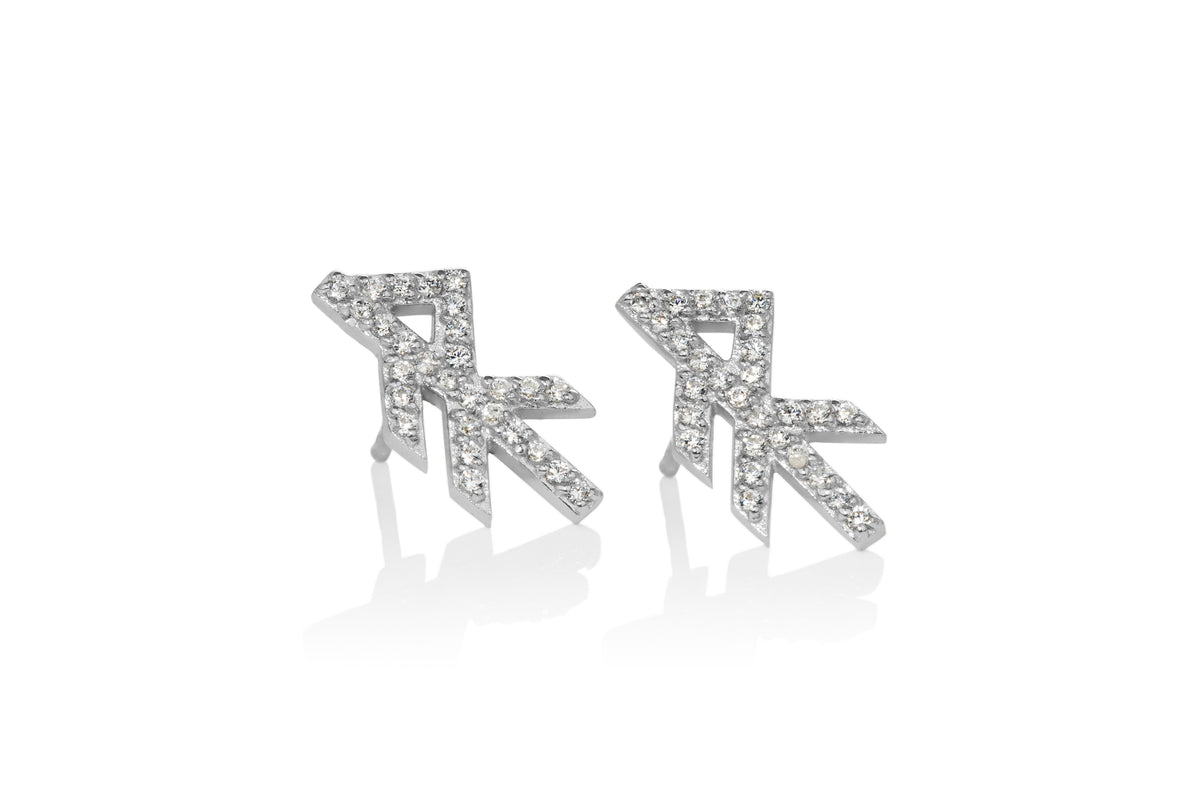 Energy / Orka Crystal Studs