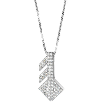 LOVE / ÁST Crystal Pendant