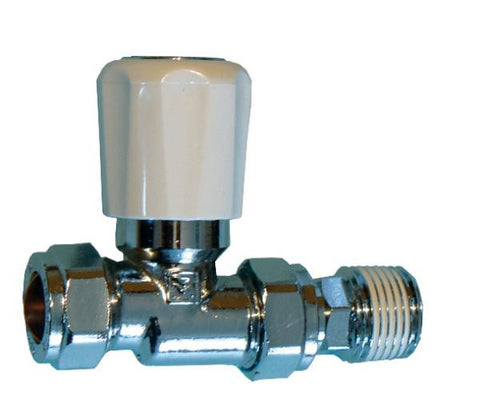 OPPL OPTIMA PLUS straight radiator valve
