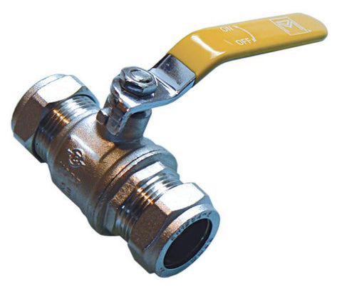 Yellow Lever Valves