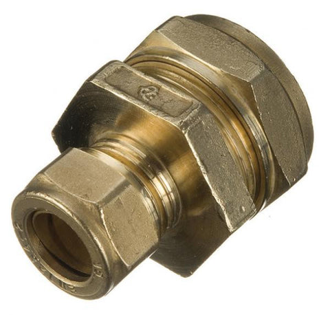 Brass  Compression Reducing Couplers