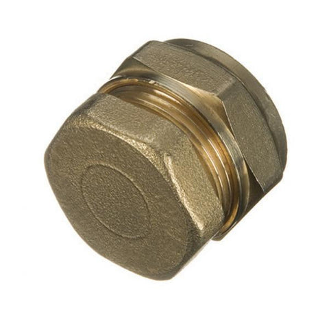 Brass Compression Stop Ends