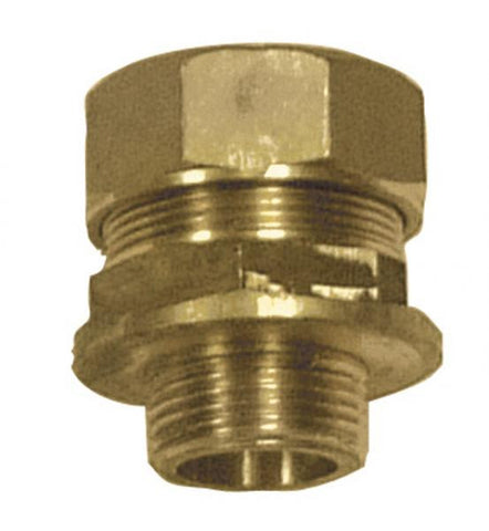 Copy of Brass DZR Male Adaptor