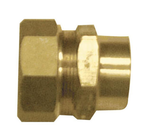 Brass DZR Female Adaptor