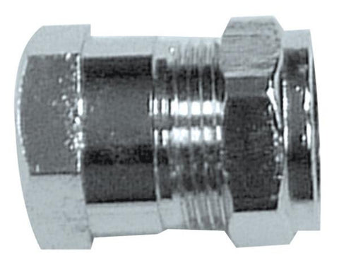 Chrome Compression Female Couplers