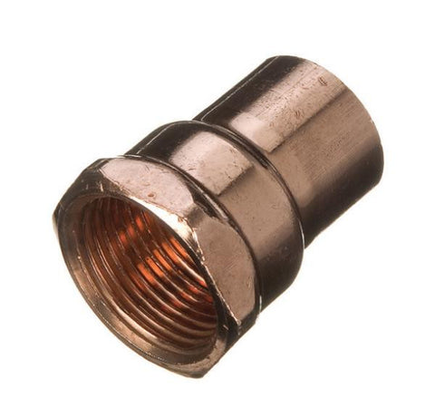 End Feed Female Adaptors