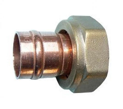 Solder Ring Straight Cylinder Union