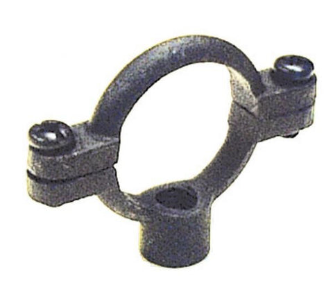 Galvanised Malleable Pipe Rings M12 Thread