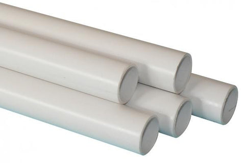Compression Plastic Overflow Pipe 3M