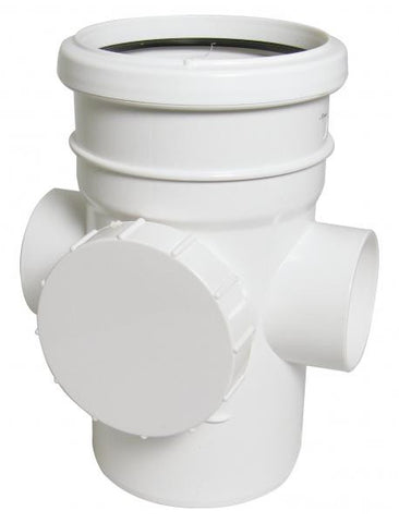 Access Pipe - Socket/Spigot SP274