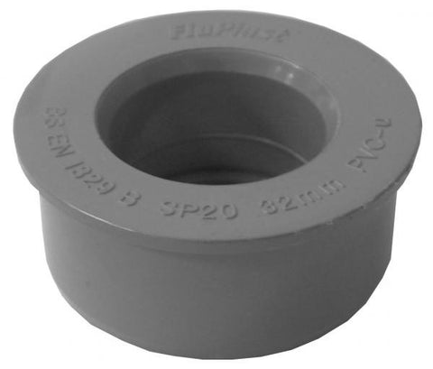 Boss Adaptors - 50mm Solvent SP22