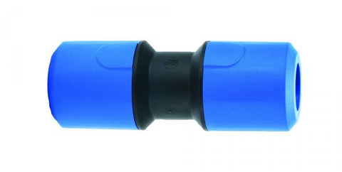 JG Speedfit Blue Coupling for MDPE pipe