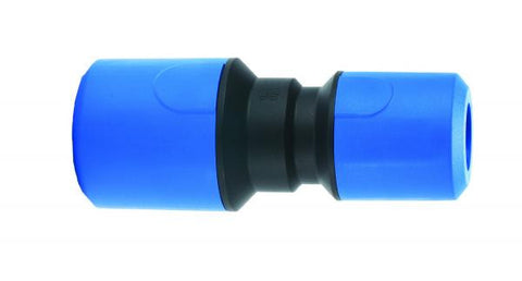 JG Speedfit Blue Reducing Coupling for MDPE pipe