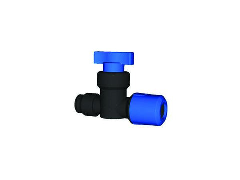 Speedfit Stop Tap for MDPE pipe