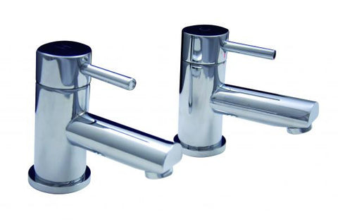 PARISA lever basin taps (pair)