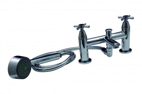OCTAVO-X cross-head bath/shower mixer