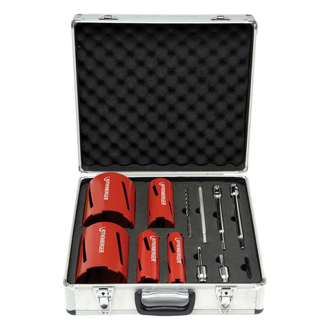 Rothenberger 89020 Dry Diamond Core Drill Set