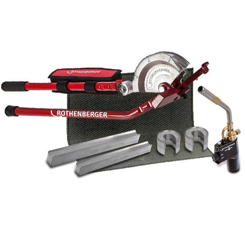 Rothenberger Pipe Bender Kit