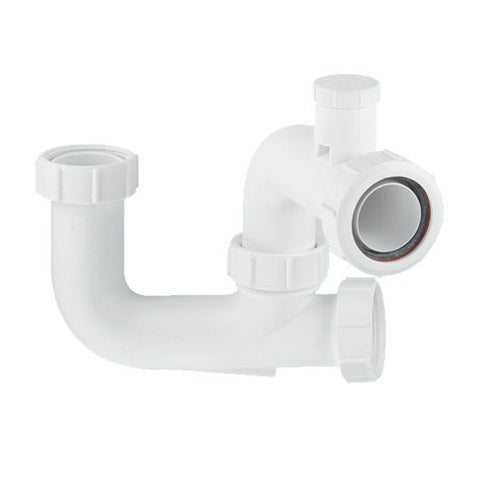 "Sink Plumbing Kit - 1.1/2"" 75mm Seal Anti-Siphon"