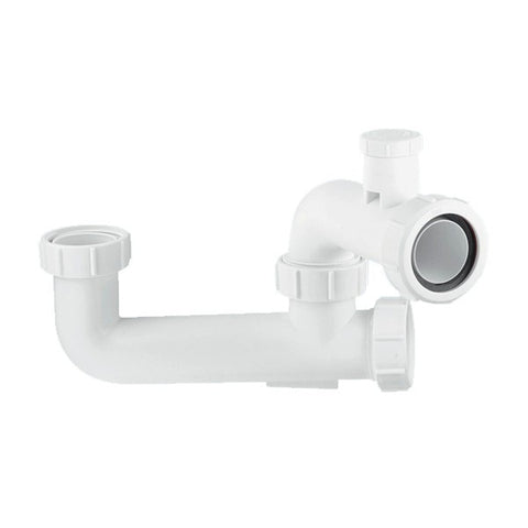 "Sink Plumbing Kit - 1.1/2"" 60mm Anti-Siphon"