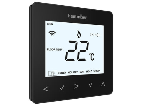 NEOAIR THERMOSTAT - BLACK