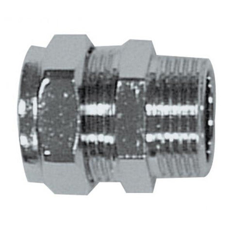 Chrome Compression Male Couplers