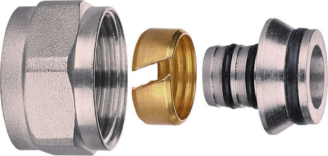 20mm x 2mm Eurocone Manifold Pipe Connectors
