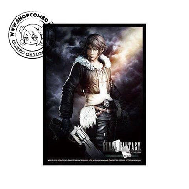 Final Fantasy VIII - SQUALL sleeves