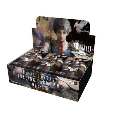 Final Fantasy TCG - OPUS VII Booster Box