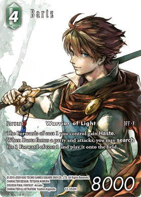 Bartz 12-052 H (Full Art Foil)