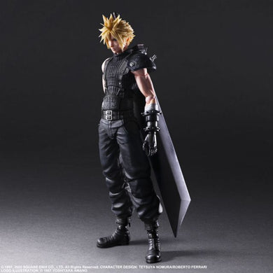 [Pre-Order] FINAL FANTASY® VII REMAKE PLAY ARTS -KAI- ™ CLOUD STRIFE VER. 2 [ACTION FIGURE]