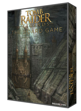 [NEW!]TOMB RAIDER LEGENDS: THE BOARD GAME [TABLETOP]
